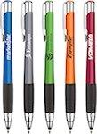 Color Dot Detail Ballpoint Pens